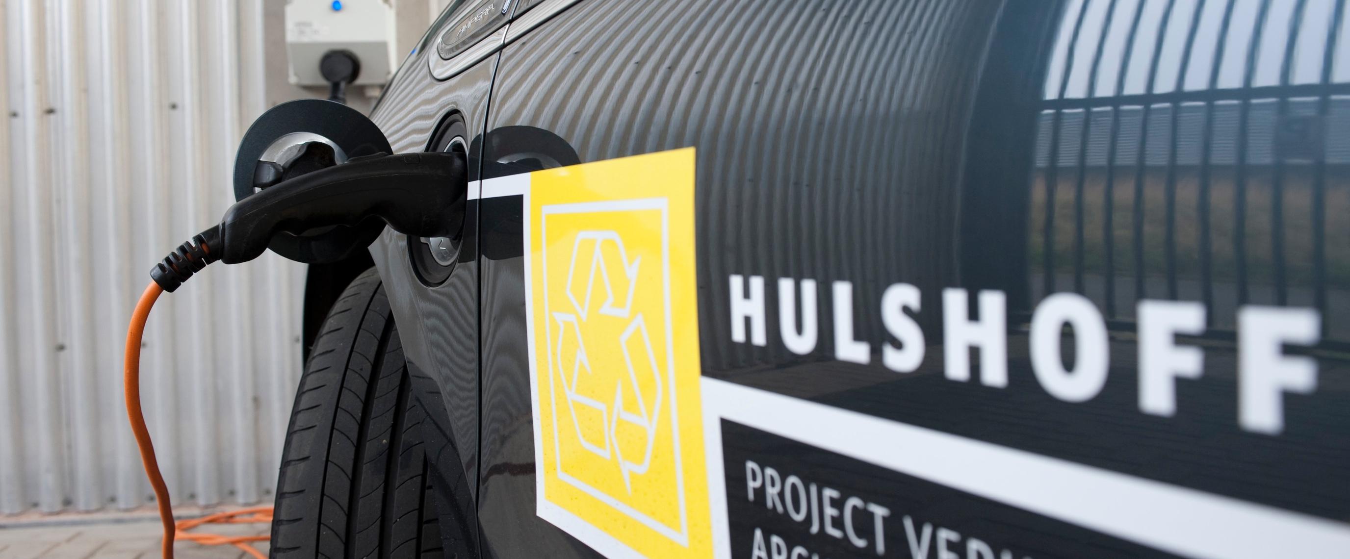 Elektrische projectverhuizing via Hulshoff