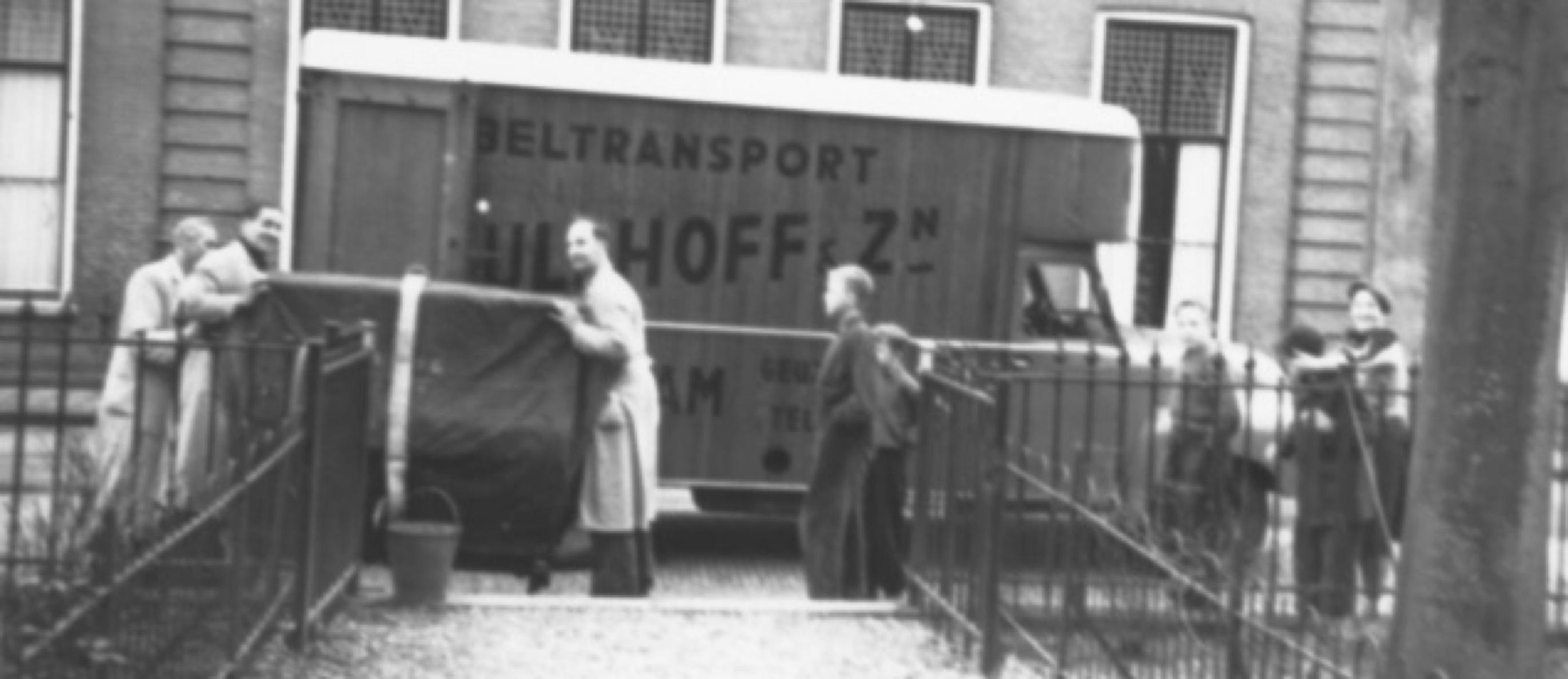 Hulshoff verzorgt zakelijke verhuizingen en veel meer